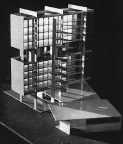 Maquette 1962