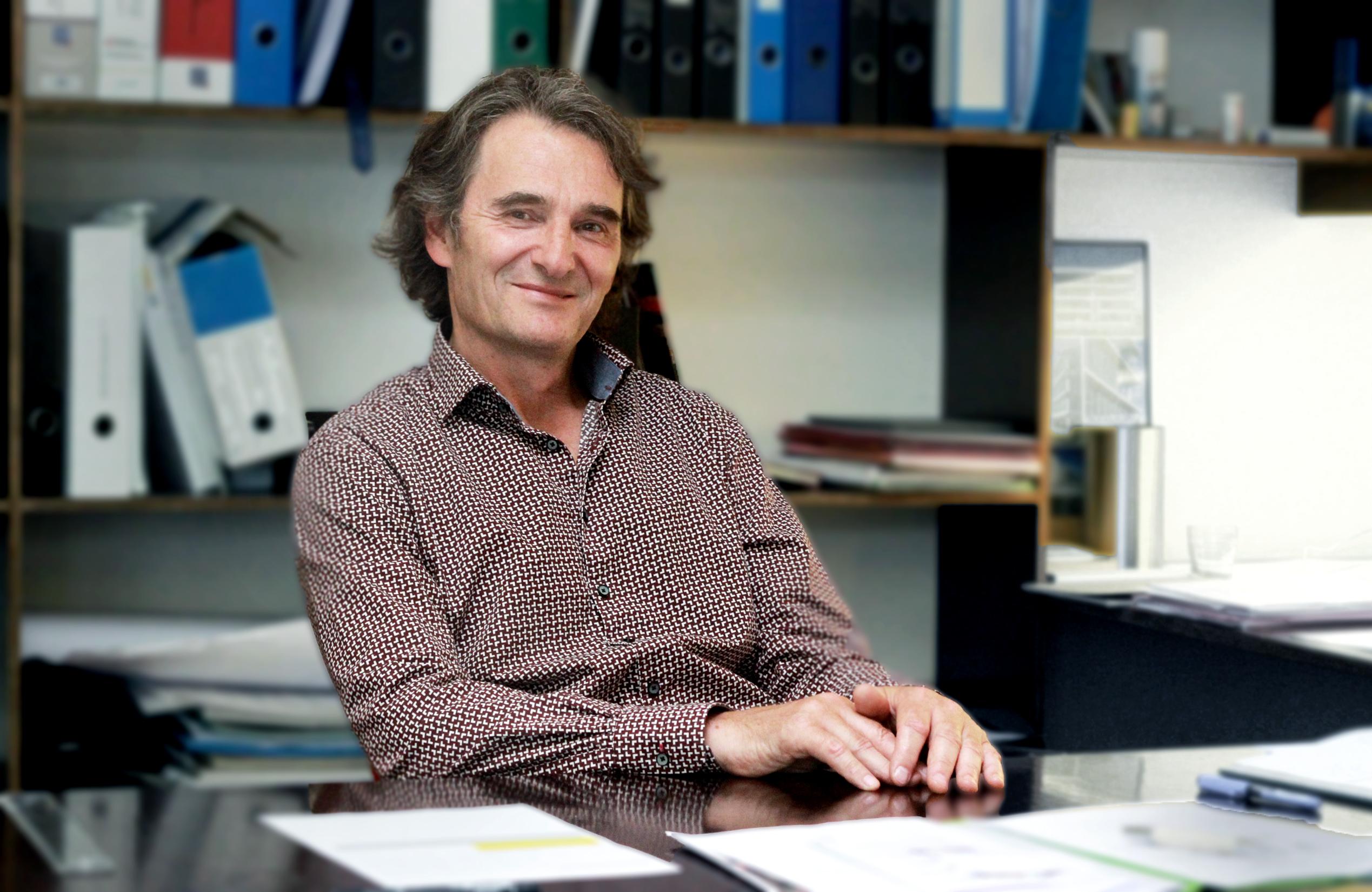 Gilles Béguin : Architecte Associé