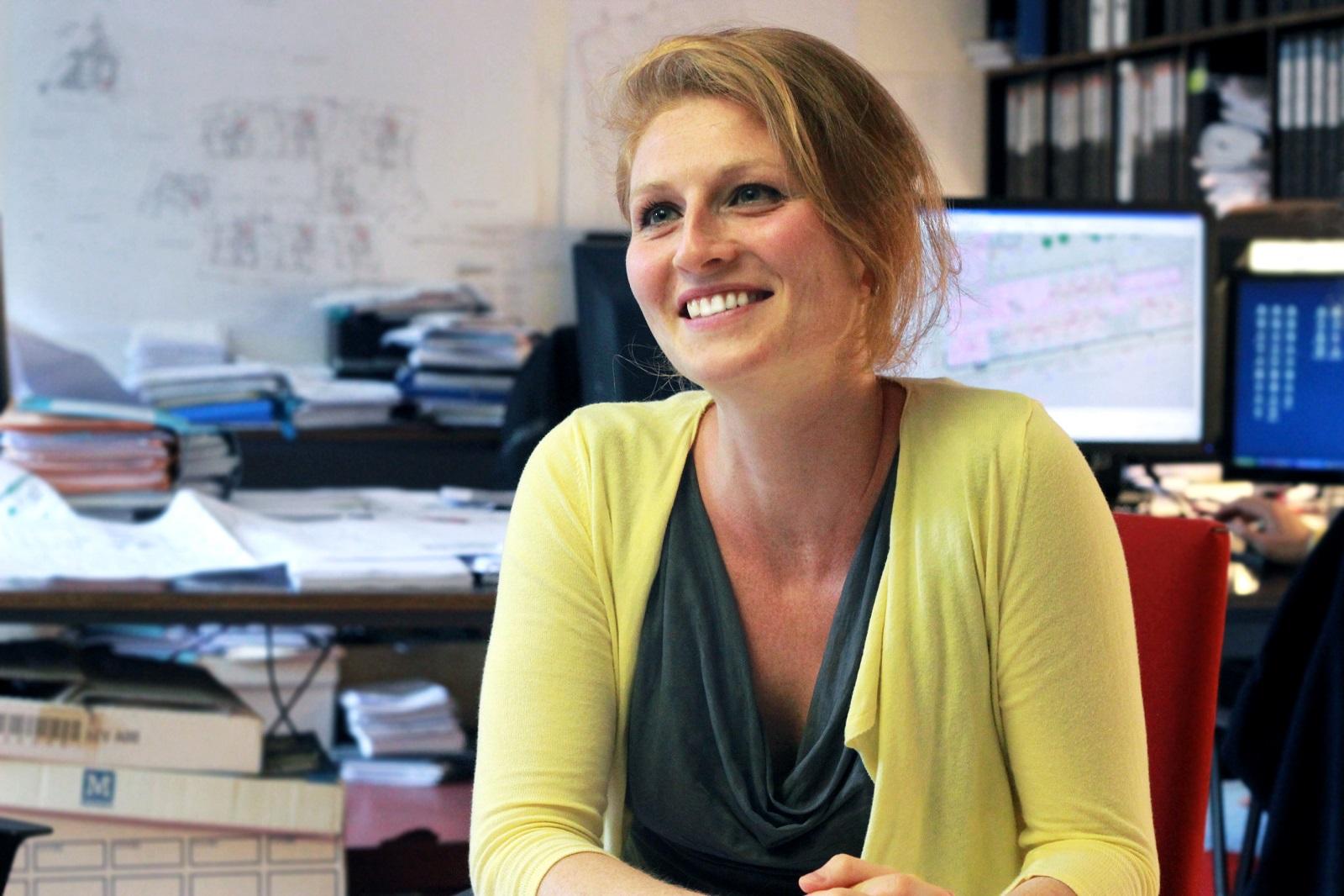 Erica Di Palma : Architecte