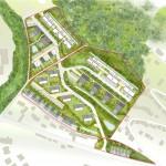 ECO quartier plan masse