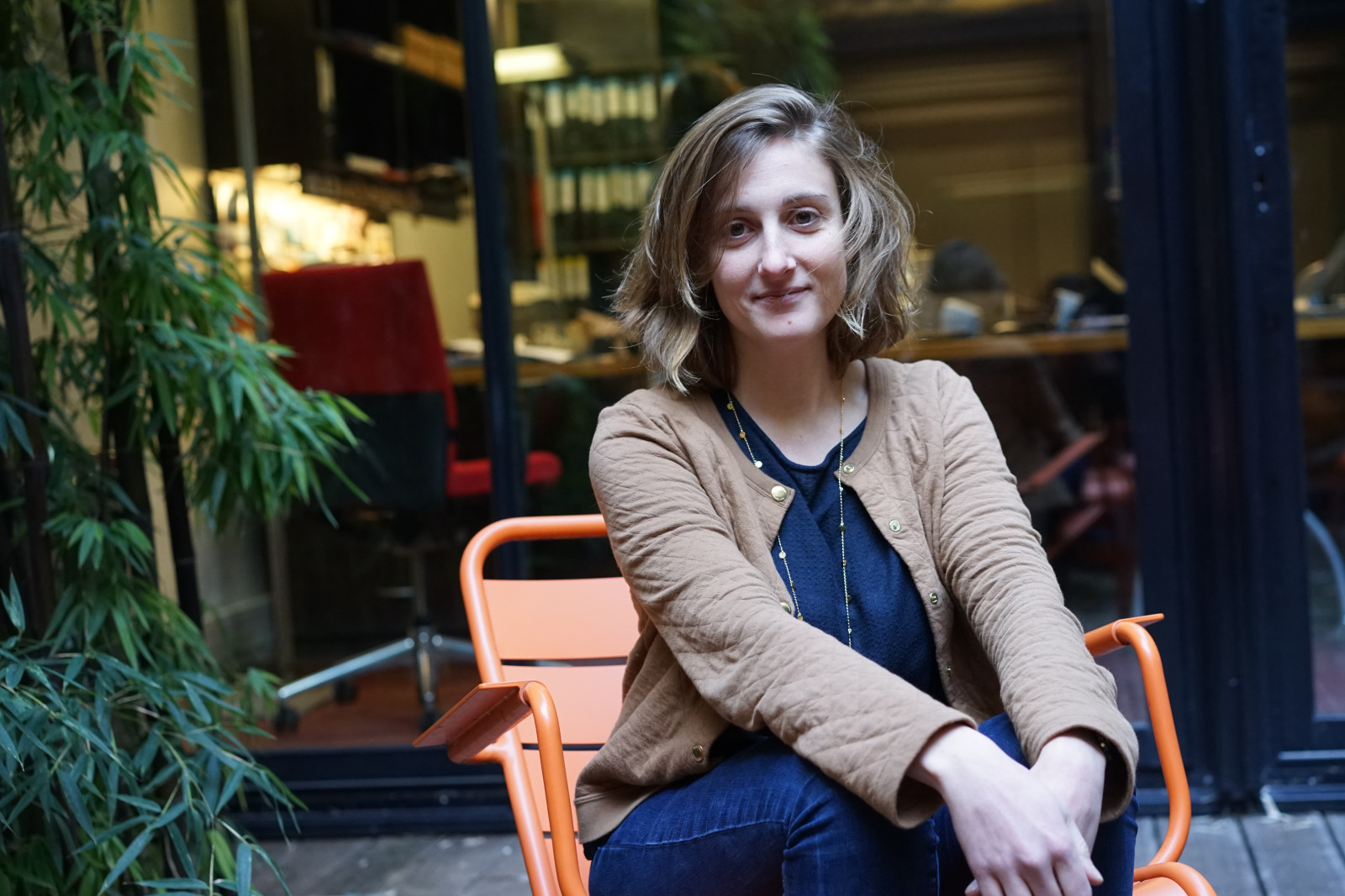 Claire Daviau : Architecte HMNOP.