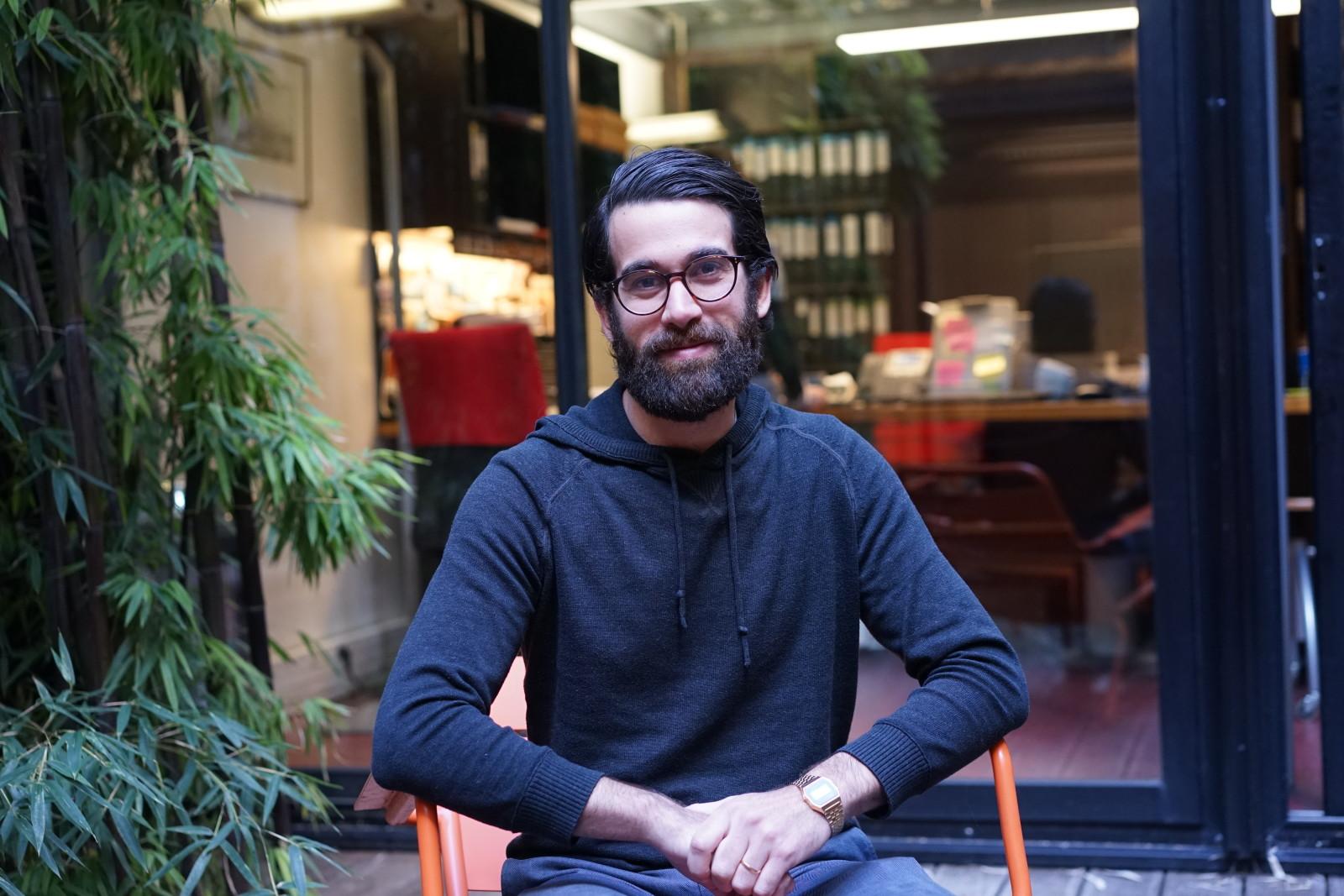 Jonathan Marin : architecte DE